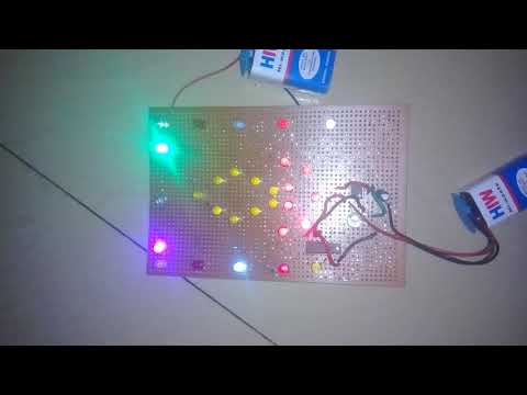 Happy Diwali Electronic Project