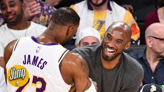 Kobe passed the torch to LeBron, so LeBron passing Kobe will be special - Scottie Pippen | The Jump