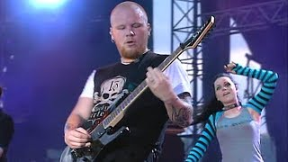 Evanescence - Even In Death / Zero (Live at Rock Am Ring, 2003)