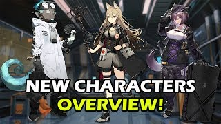 Ethan  - (Arknights) - Breeze, Ethan, & Dur-Nar Are Here! Arknights New Operators Toolkit Overview!