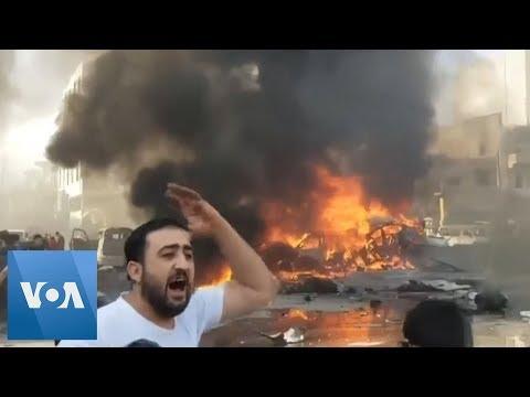 Car Bomb Kills at Least 18 in Syria's al-Bab, Controlled by Turkey