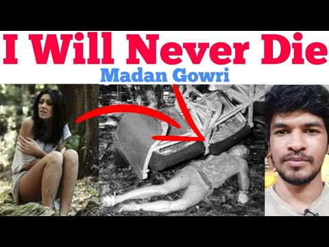 I WILL NEVER DIE! | Tamil | Madan Gowri | MG | Real life story