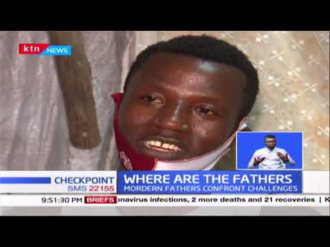 Where are the fathers: The pain of having an absentee father, cases of absentee fathers now common