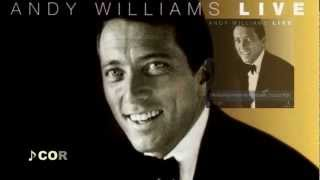 Andy Williams CORCOVADO LIVE