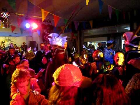 Carnaval met de Geitenbok op SG Palet.