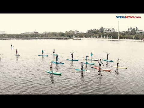 Kenali Paddle Board; Water Sport Seru Nan Asik