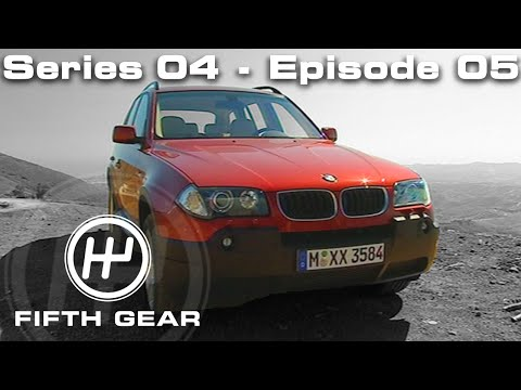 Fifth Gear: Series 4 – Episode 5