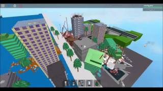 Roblox - End of the World, Earthquake and Tsunami!