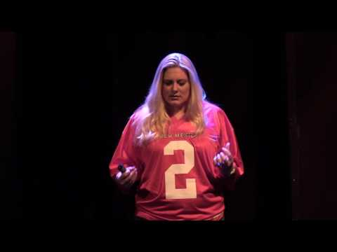 Keep Kicking | Katie Hnida | TEDxYouth@Hewitt