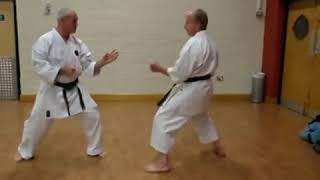 IOGKF Newsletter Sensei Ernie Molyneux's Kumite Combination Number 1
