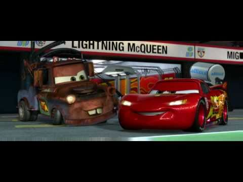 The New Trailer For Cars 2! HD ITunes