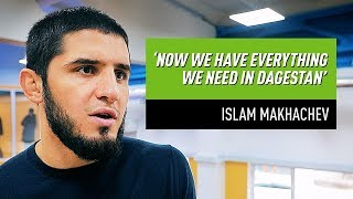 Islam Makhachev: 'We can't have only fighters, we need doctors too'