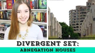 Insurgent | Revisiting The Abnegation Set | Divergent Series
