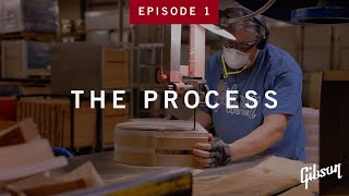 The Process: Episode 1 - How Guitar Bodies Are Made At Gibson USA