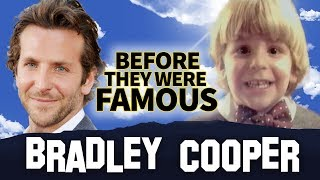 Bradley Cooper | Before They Were Famous | A Star Is Born
