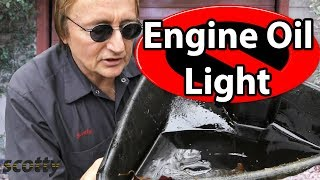 Why Not to Trust the Change Engine Oil Light in Your Car