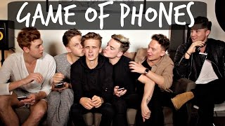 GAME OF PHONES CHALLENGE
