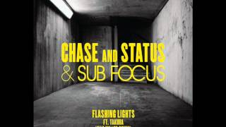 Chase & Status - Flashing Lights (Mac Miller Remix)(FREE DL and Lyrics)