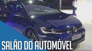 Salão do Automóvel SP 2018 - Volkswagen