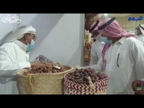 شاهد.. «الأحساء موطن التمور».. بين الاستثمار والسياحة