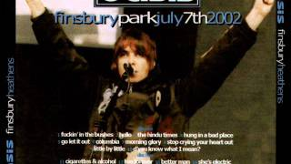 Oasis   Live @ Finsbury Park 2002 [Full Concert] (Audio)