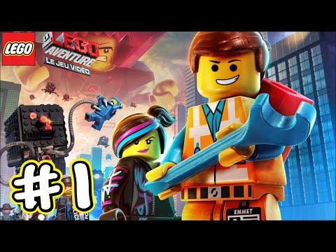 Vidéo LEGO Jeux vidéo PCLGA : Lego La Grande Aventure PC