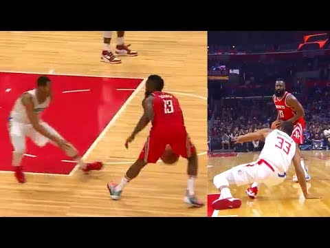 Best Crossovers and Ankle Breakers of 2017-2018 NBA Season Part 4 - INSANE NBA Crossover Compilation