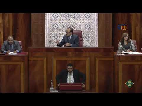 مداخلة النائب الناصري حول مشروع القانون 99.15 المتعلق باحداث نظام المعشات المهنيين والمستقلين