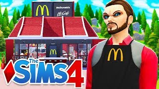 I BOUGHT A MCDONALDS! (Sims 4 #8)