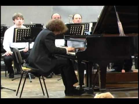 Edvard Grieg. Concert for piano a-moll (II). Nikolai Manakov