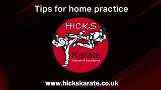 Home Training Tip – Alternative Round House Kicks