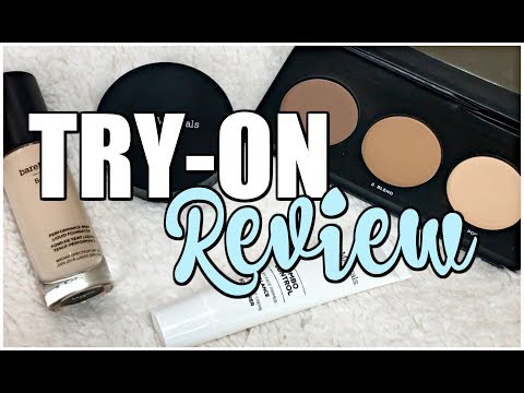 NEW MAKEUP | Try On & Review