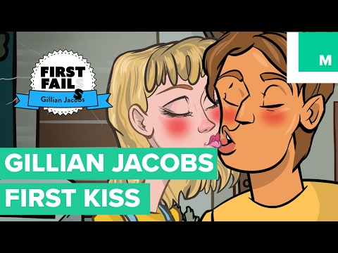 Gillian Jacobs's Terrible First Kiss | First Fails