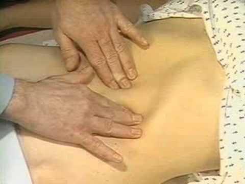 Eine zweite Operation, den Bandscheibenbruch zu entfernen,