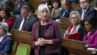 Minister Hajdu Answers Question on the Canada Health Act