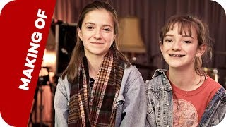"Mimi & Josefin   Ihr Erster Song ""Little Help"" Mit The BossHoss 