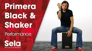 Primer Black + Mini Cajon Shaker Videos 2