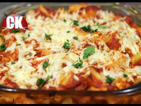 Video Baked Ziti Recipe - Chef Kendra's Easy Cooking!