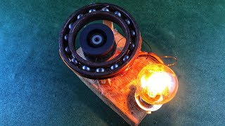 Flywheel Using Free Energy Generator , Self Running Device Homemade Invention