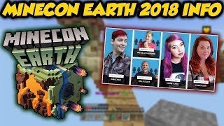 Minecon Earth 2018 - 5 HUGE Announcements To Expect
