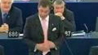 Nigel Farage audits Barroso Commission