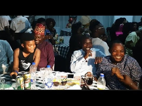 Ozzybosco Performs As Taye Currency, Ijebu And Kunle Afod Enjoys Themselves At City People Award