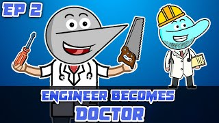 THE TWIST | EP 02 - When Engineer Becomes Doctor? | Angry Prash