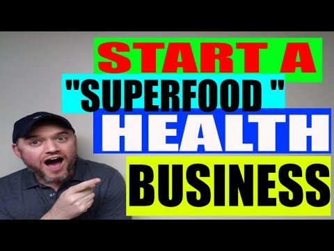 , title : 'How to start a Food Business Series : Selling Superfoods Health Food Business