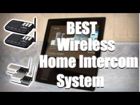 Best Wireless Home Intercom System 2019 [RANKED]