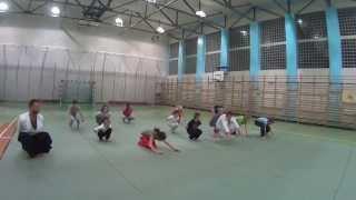 preview picture of video 'aikido Nowy Dwór Gdański dzieci 2/2'