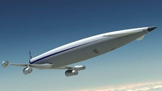 China Starts Developing a Hybrid Hypersonic Space plane