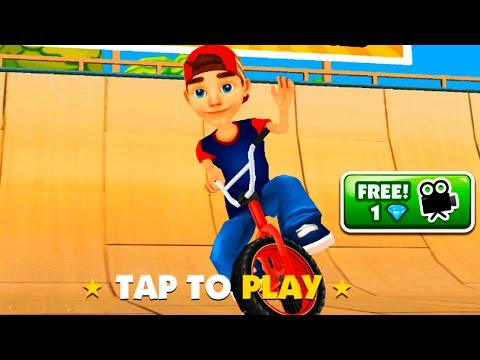Bike Blast - Android Gameplay HD Video Racing Stunts