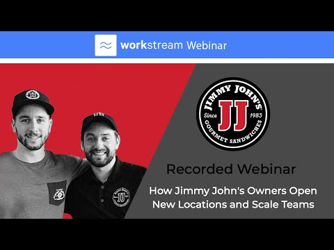 , title : 'How Jimmy John's Franchisees Revolutionize Hiring via Digital Onboarding