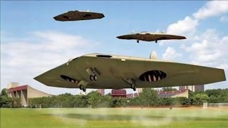 Секретные эксперименты в области изготовления летающих объектов